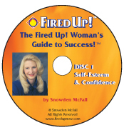 Fired Up Womans' guide  to Success Audio Series