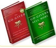 Bob Burg's books on adding value