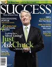 Stress Express featured in Success Magazine