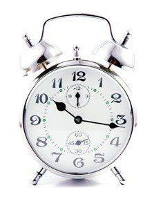 Productviity Clock from Stress Express