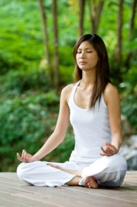 meditation as stress reliever from Stress Express