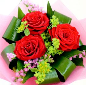 flowers cut stress